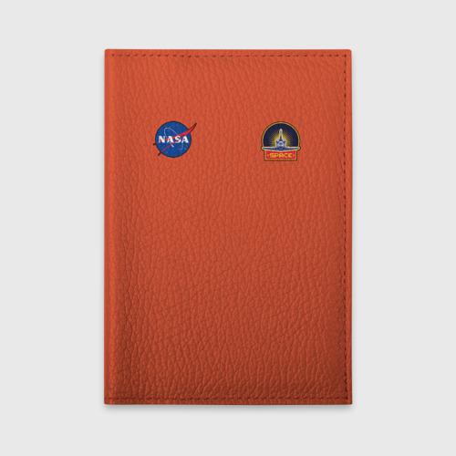 Обложка для автодокументов NASA Фото 01