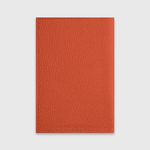 Обложка для паспорта матовая кожа NASA Фото 01