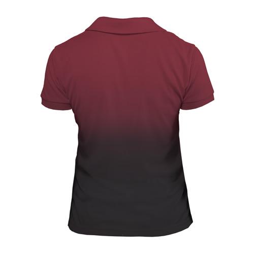 Женская рубашка поло 3D  Фото 02, Free fall