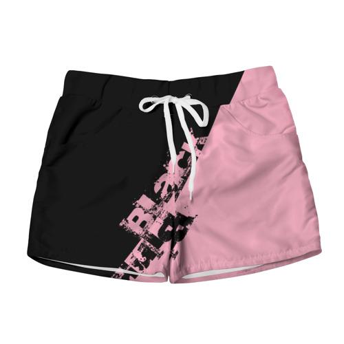 Женские шорты 3D  Фото 01, BlackPink k-pop