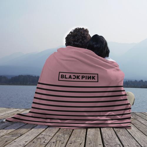 Плед 3D BlackPink Фото 01