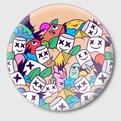 Marshmello world
