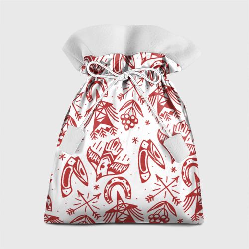 Подарочный 3D мешок Сибирь