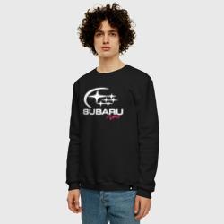 SubaruSect белое лого