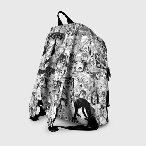 Рюкзак 3D АХЕГАО ЛИЦА | AHEGAO FACES Фото 01