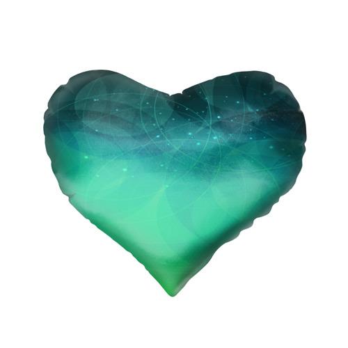 Подушка 3D сердце  Фото 02, ABSTRACT