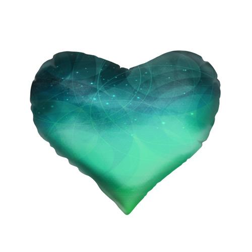 Подушка 3D сердце  Фото 01, ABSTRACT