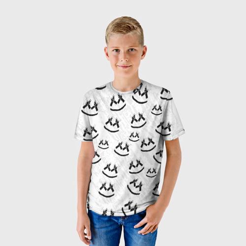 Детская футболка 3D MARSHMELLO PATTERN