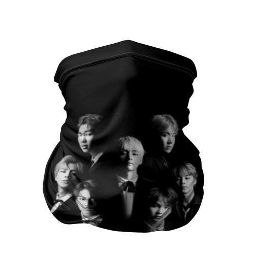 Бандана-труба 3D BTS  Фото 01