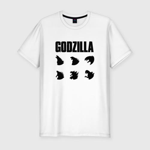 Мужская футболка премиум  Фото 01, GODZILLA