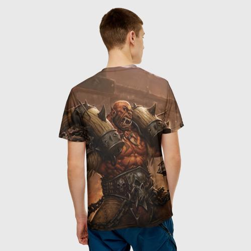 Мужская футболка 3D  Фото 02, Battle for Azeroth