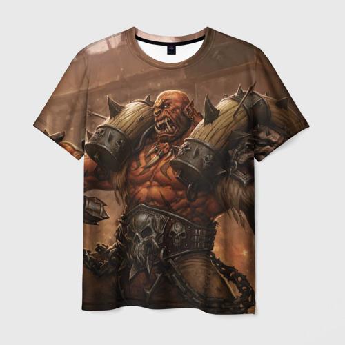 Мужская футболка 3D  Фото 03, Battle for Azeroth