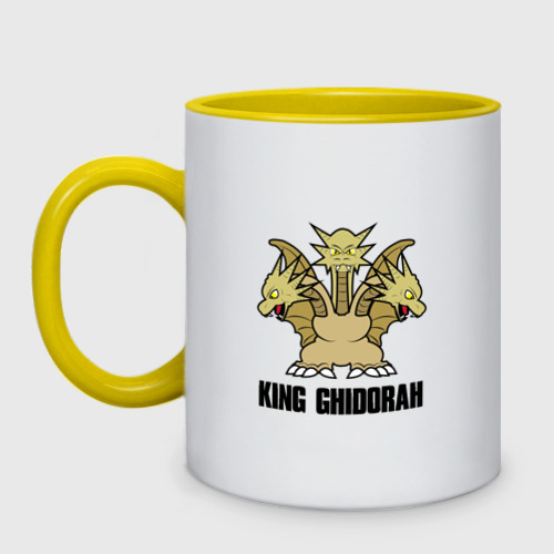KING GHIDORAH \ GODZILLA