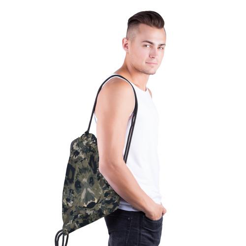 Рюкзак-мешок 3D  Фото 03, Камуфляж с кабаном