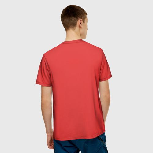 Мужская футболка 3D  Фото 02, Jeembo Grime