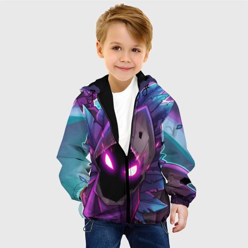 Детская куртка 3D FORTNITE RAVEN Фото 01