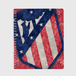 Тетрадь ATLETICO MADRID