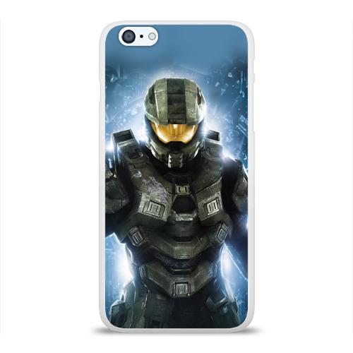 Чехол для Apple iPhone 6Plus/6SPlus силиконовый глянцевый Halo Фото 01