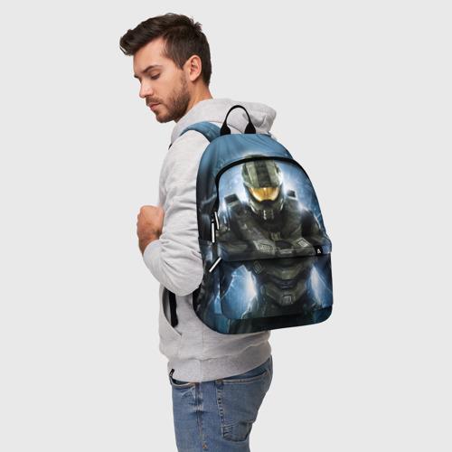 Рюкзак 3D Halo Фото 01