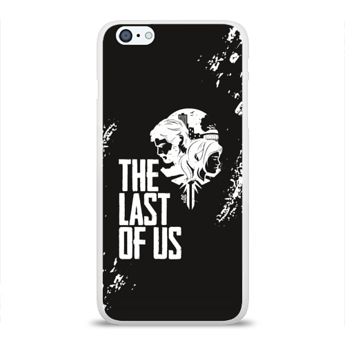 Чехол для Apple iPhone 6Plus/6SPlus силиконовый глянцевый THE LAST OF US Фото 01