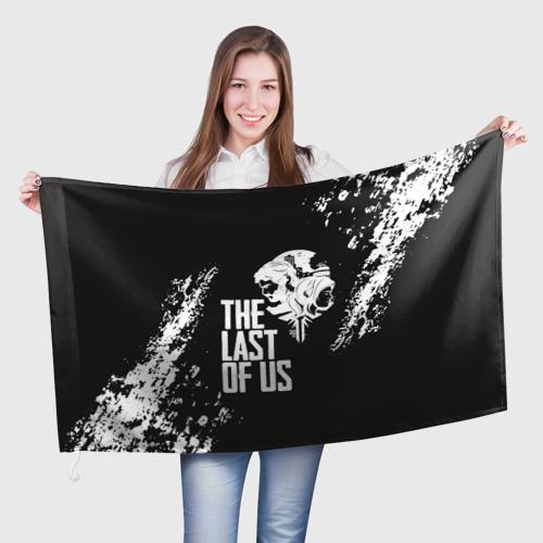 Флаг 3D THE LAST OF US Фото 01
