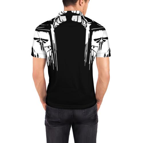 Мужская рубашка поло 3D  Фото 04, THE LAST OF US