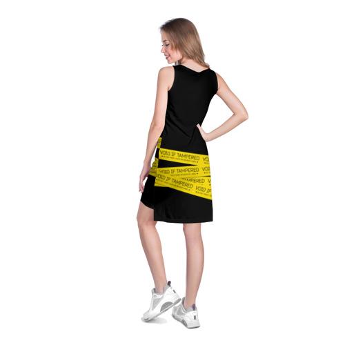 Платье-майка 3D  Фото 04, Void if tampered
