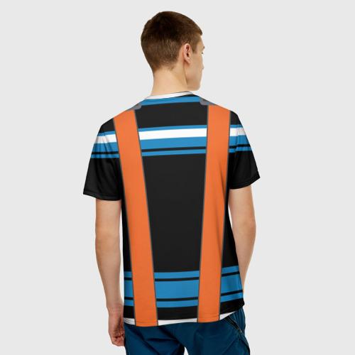 Мужская футболка 3D  Фото 02, Fortnite: Ремонтник