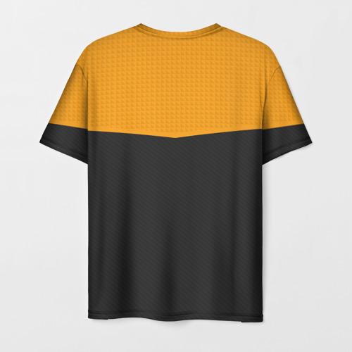 Мужская футболка 3D OVERWATCH LEAGUE UNIFORM 18-19 Фото 01