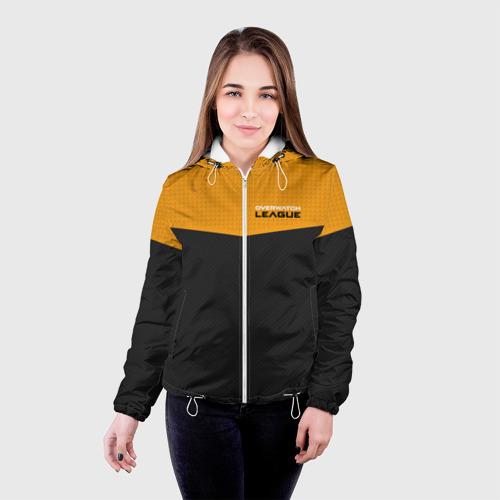 Женская куртка 3D OVERWATCH LEAGUE UNIFORM 18-19 Фото 01