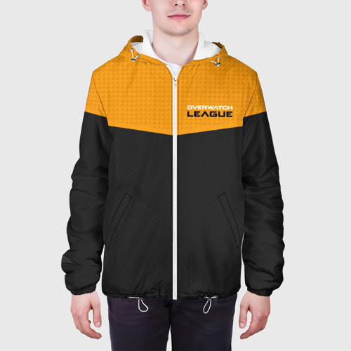 Мужская куртка 3D OVERWATCH LEAGUE UNIFORM 18-19 Фото 01