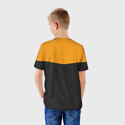 Детская футболка 3D OVERWATCH LEAGUE UNIFORM 18-19 Фото 01
