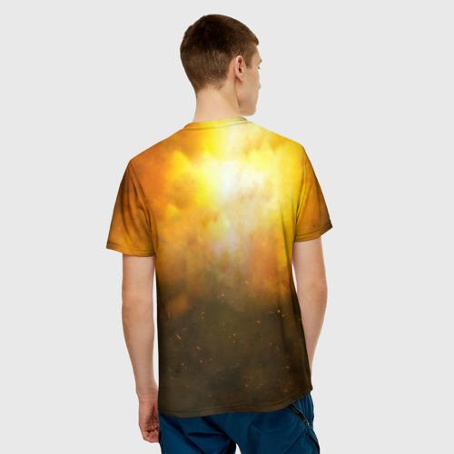 Мужская футболка 3D DOOM 2016 Фото 01