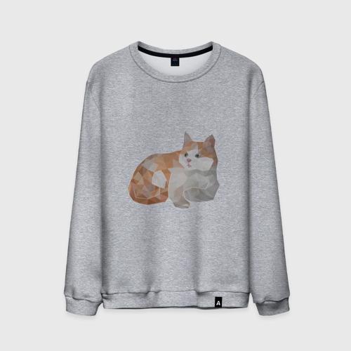 Полигональный кот
