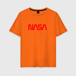 NASA red