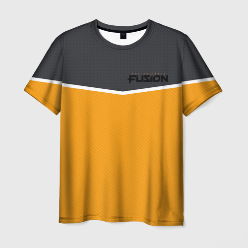 Мужская футболка 3D OVERWATCH PHILADELPHIA FUSION
