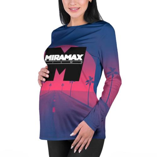 Женский лонгслив 3D для беременных  Фото 01, Miramax Films