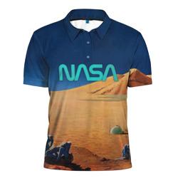 NASA on Mars