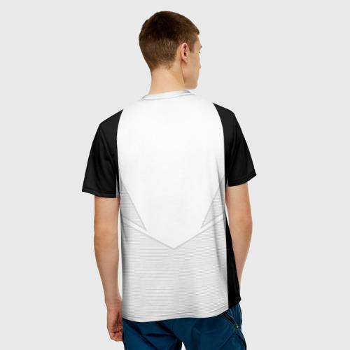 Мужская футболка 3D  Фото 02, JUVENTUS SPORT