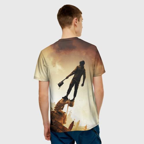 Мужская футболка 3D Dying Light 2 Фото 01