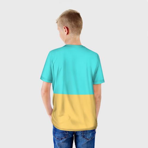 Детская футболка 3D  Фото 02,  Пирамиды Египта