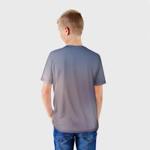 "Детская 3D футболка ""Levi and Eren"" фото 1"