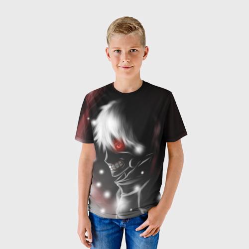 Детская футболка 3D ТОКИЙСКИЙ ГУЛЬ