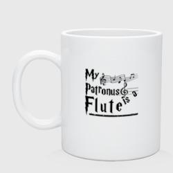 My patronus FLUTE