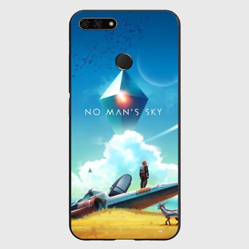 Чехол для Honor 7C No Man's Sky - Atlas Rises Фото 01