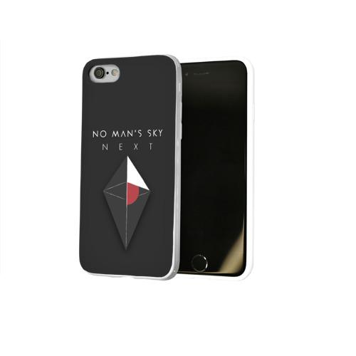 Чехол для Apple iPhone 8 силиконовый глянцевый  Фото 02, No Man's Sky Next