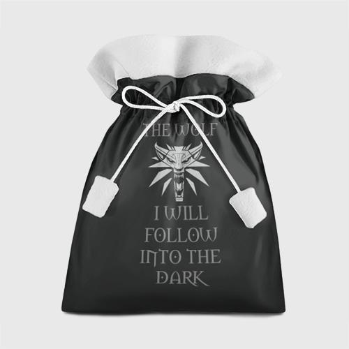 Подарочный 3D мешок Ведьмак