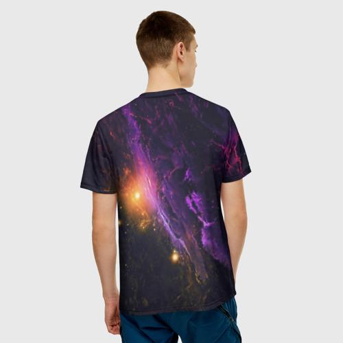 Мужская футболка 3D 'АТАКА ТИТАНОВ'