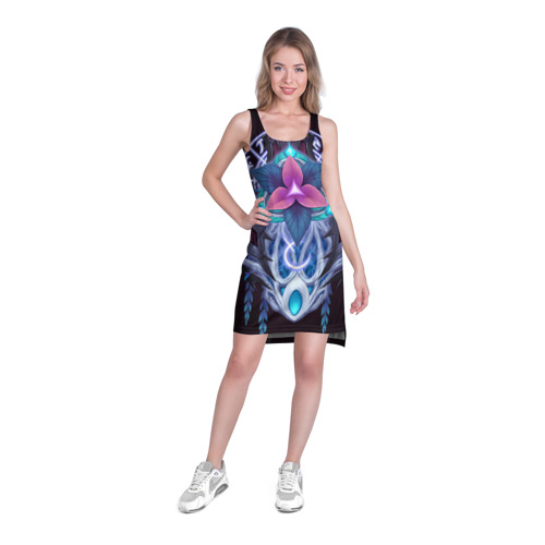 Платье-майка 3D  Фото 03, battle for azeroth