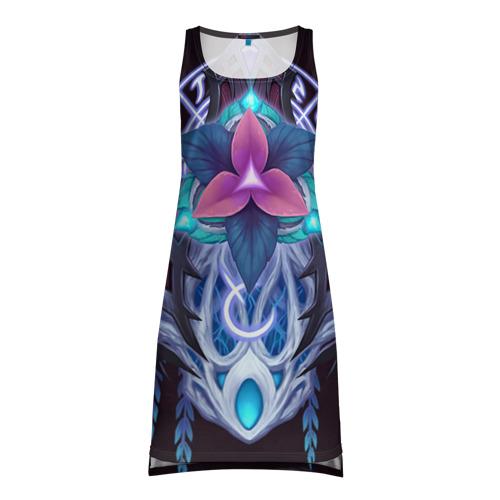 Платье-майка 3D  Фото 01, battle for azeroth